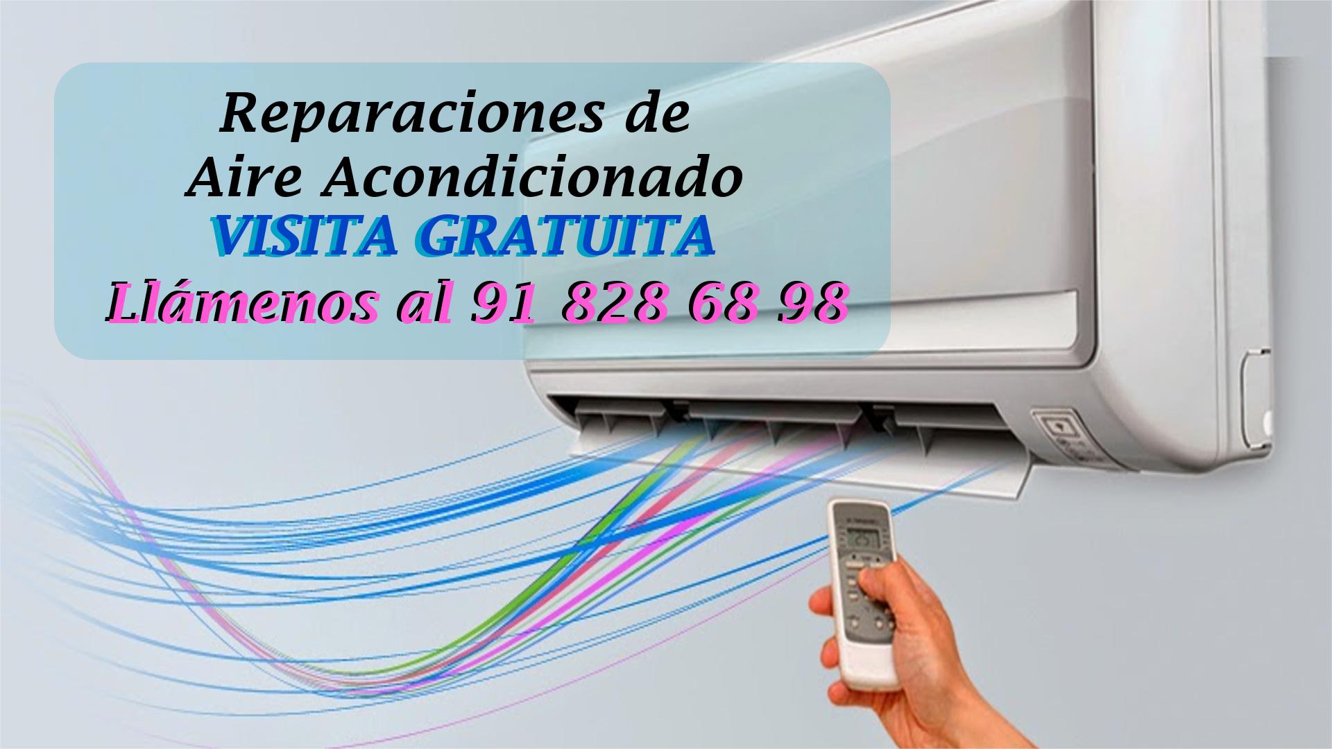 Reparaci n aire acondicionado madrid visita gratuita for Reparacion aire acondicionado granada